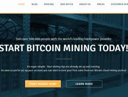 Genesis Mining Review – Multiple Coin Mining At One Place Starting With $30 Only