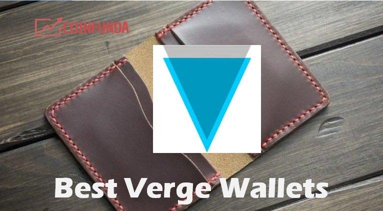 best verge wallets 2019
