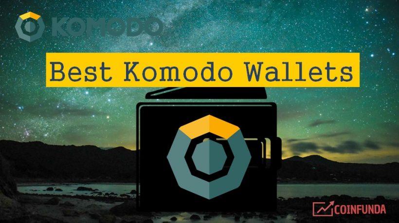 best komodo wallets - top KMD Wallet