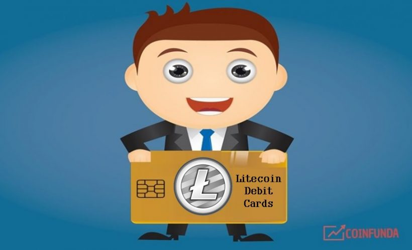 best litecoin debit card - top ltc cards