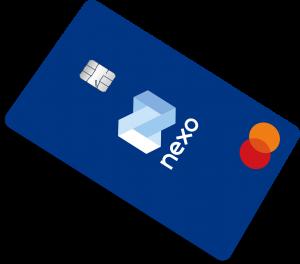 nexo crypto card