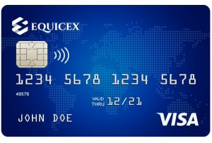 equicex bitcoin debit card