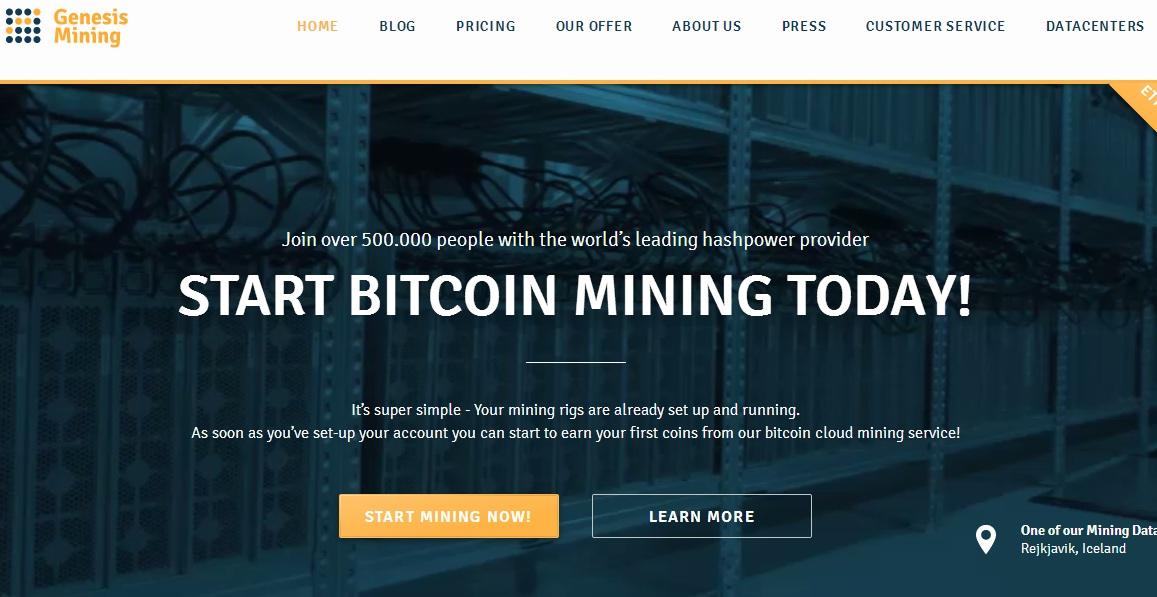 Genesis Mining Review - Best Cloud Mining Platform