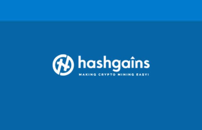 Hashgains mining best cloud mining 2018