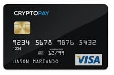 crypto pay bitcoin debit card