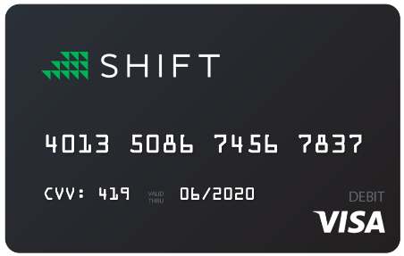 shiftcard