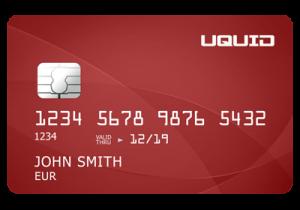 uquid debit card