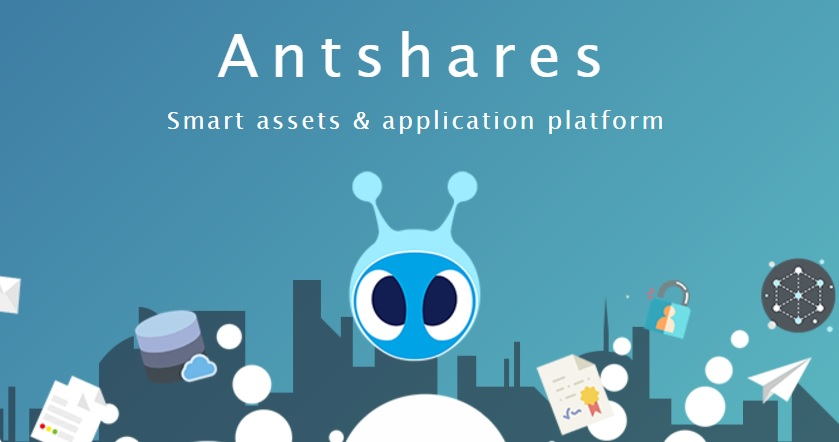 what is antshare - how to buy antshare