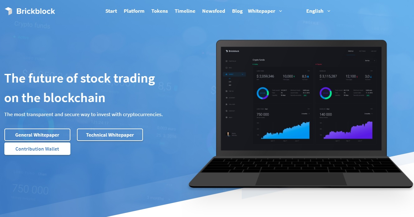 What is Brickblock (BBT Token) - Review and ICO details