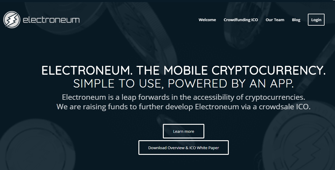 electroneum ICO Review ETN Token