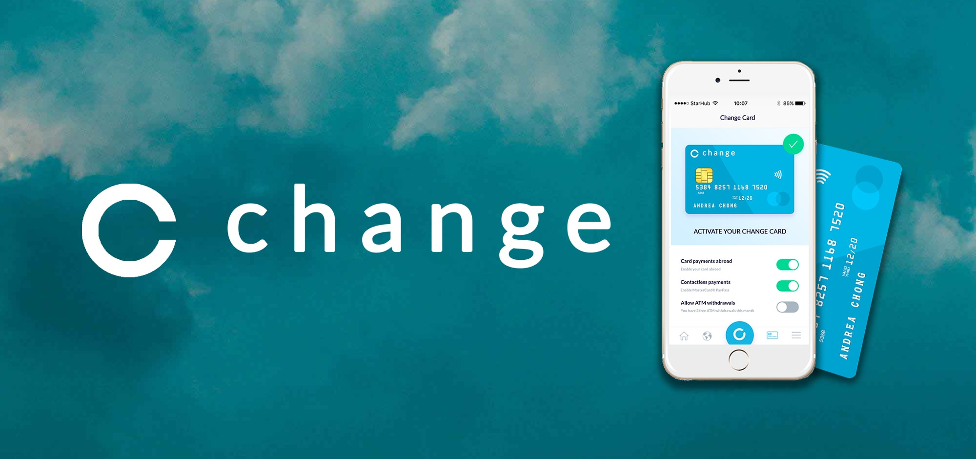 change bank ICO Review