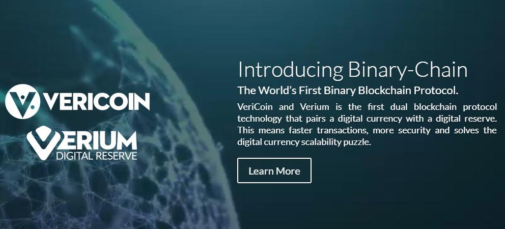 Binarychain vs blockchain
