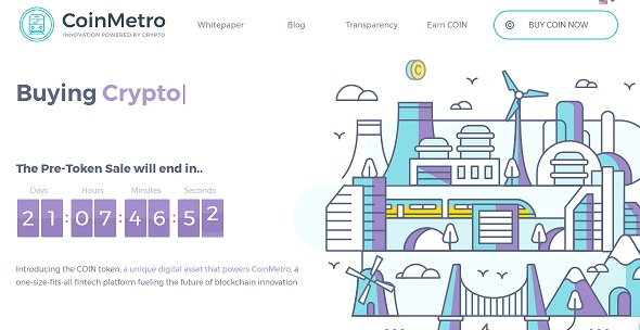 coinmetro ICO review