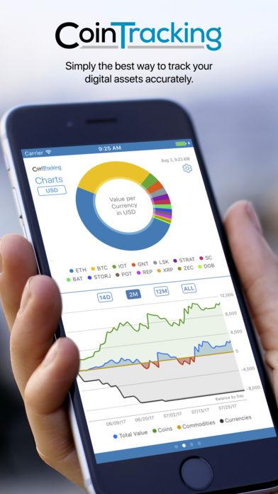 crypto portfolio app