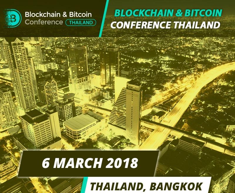 thailand conference blockchain