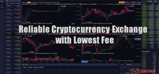 Cryptocurrency Exchange with Lowest Fee