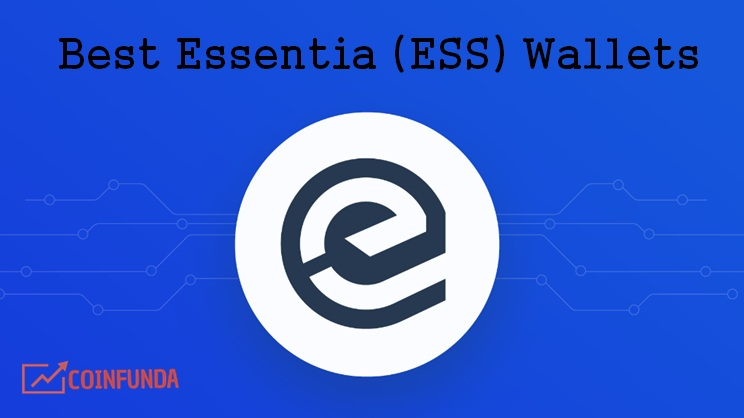 Best essentia wallets ESS tokens