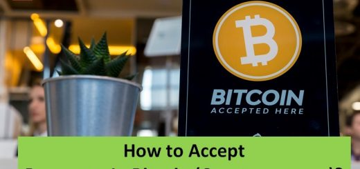 How to Accept Payments In Bitcoin Cryptocurrency