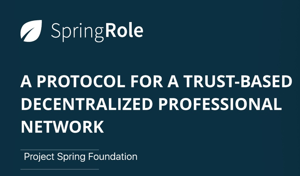 Springrole ICO review