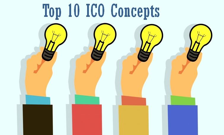 top10 ico concepts