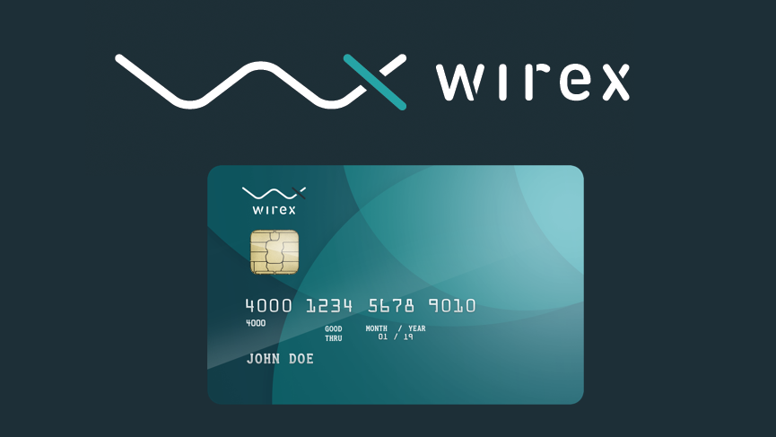 wirex card cashback