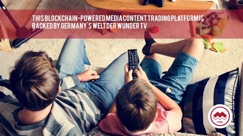 Media Content Trading Platform