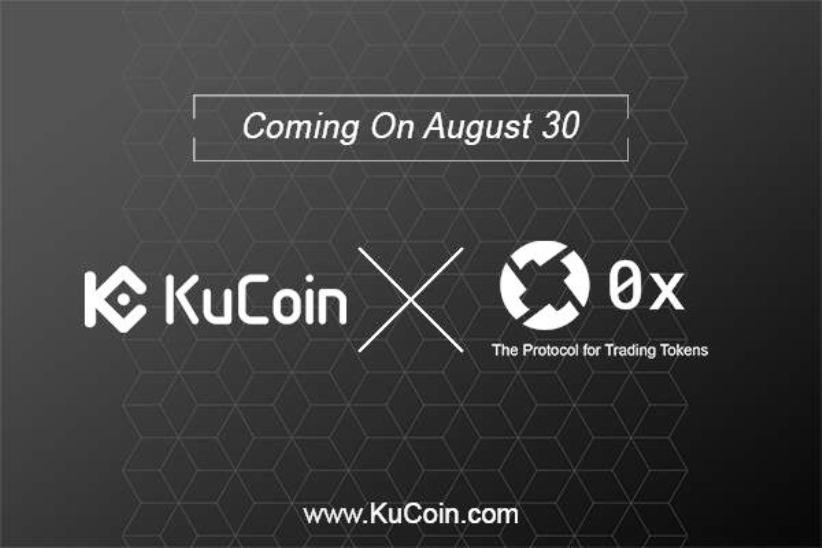 0x Gets listed on Kucoin
