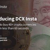 CoinDCX announces the launch of DCXinsta
