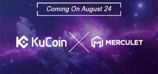Merculet Listed on Kucoin