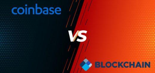 Coinbase Vs Blockchain Wallet