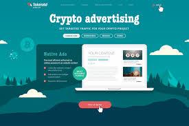 tokenad - best bitcoin ad network