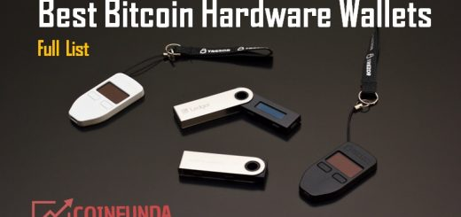 Best bitcoin hardware wallets 2019