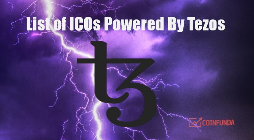 ICO Powered By Tezos - Tezos based ICO
