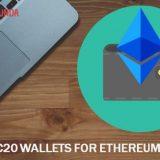 Best ERC20 Wallets Top 13 Wallet for Ethereum Tokens