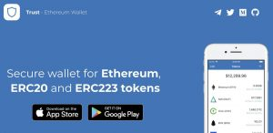 trust wallet - best ERC20 Wallets