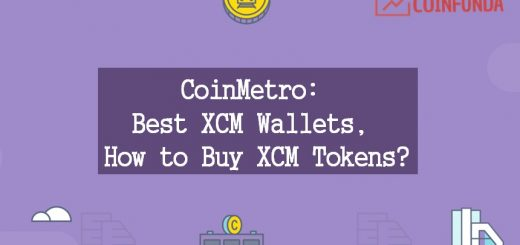 CoinMetro Best XCM Wallets Buy XCM Tokens Exchange