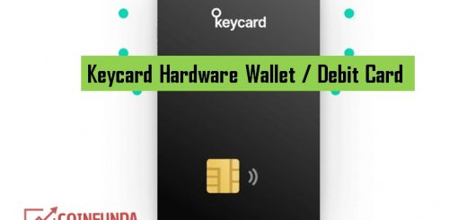 Review- Keycard Hardware Wallet and Debit Card