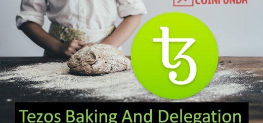 Tezos Baking - Tezos Delegration - XTZ