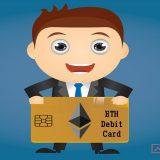 Best Ethereum Debit Card - TOP ETH Card