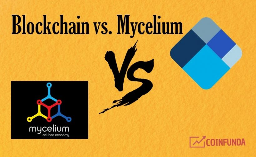 blockchain vs mycelium wallet
