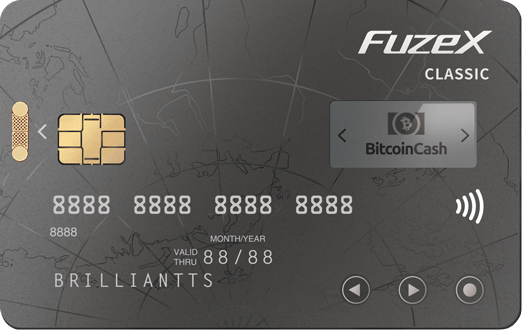 fuzex card