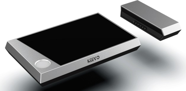 keevo hardware wallet for bitcoin