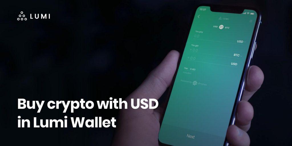 Simplex Lumi Wallet
