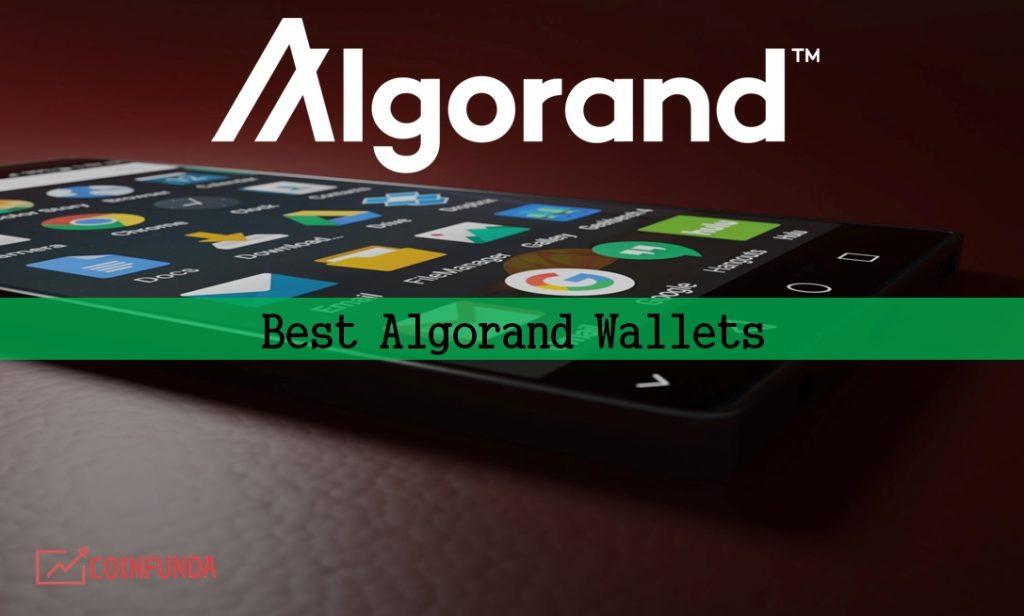 Best algorand wallets - ALGO wallet
