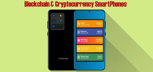 Best BLockchain and Cryptocurrency Smartphones - Mining Dapps Wallet