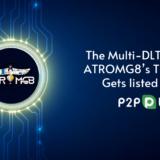 ATROM gets listed on P2PB2B