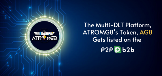 ATROM gets listed on P2PB2B
