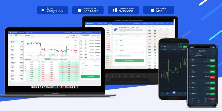 Wazirx best bitcoin exchange in india