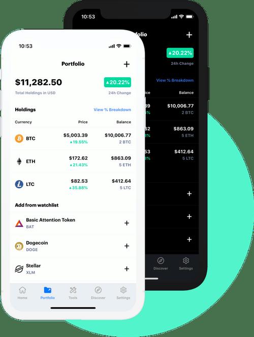coinmarketcap portfolio tracker