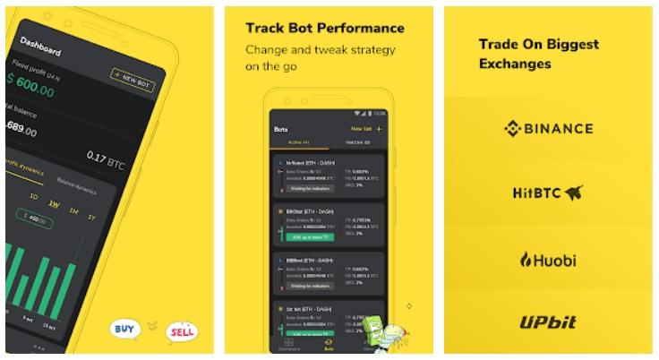 tradesanta mobile crypto trading bot